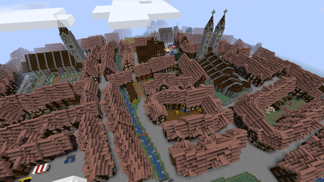 Old medieval city [1.13.2]